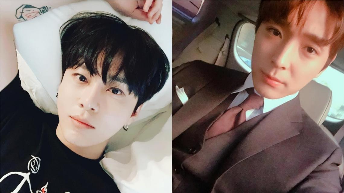 Yong Junhyung (Highlight) eChoi Jonghoon (FT Island) resolveram se aposentar e deixar a industria do entretenimento. (Foto: Reprodução/Instagram)