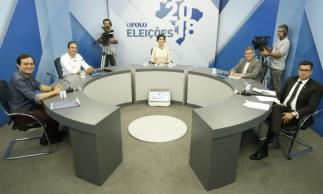 Debate O POVO com os candidatos ao Governo do Ceará | Eleições 2018