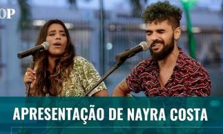 Happy Hour Vida&Arte: Show de Nayra Costa