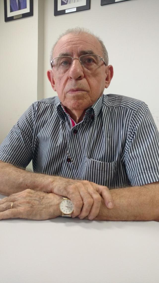 José Edson Braga Presidente da Associação dos Aposentados do BNB (AABNB)