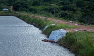 barragem em granjeiro