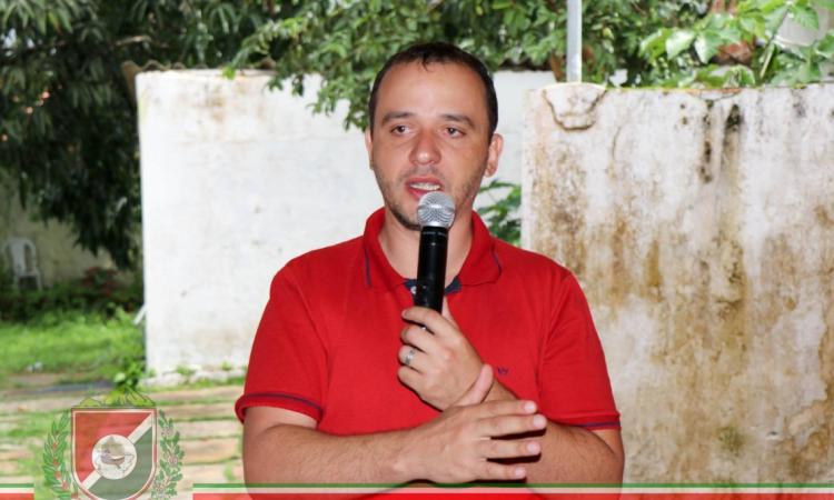 Renê Vasconcelos, prefeito de Ubajara
