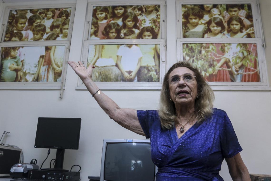 Silvia Bomfim fundou o museu como homenagem ao colega de magistério Galba Araújo, falecido em 1985