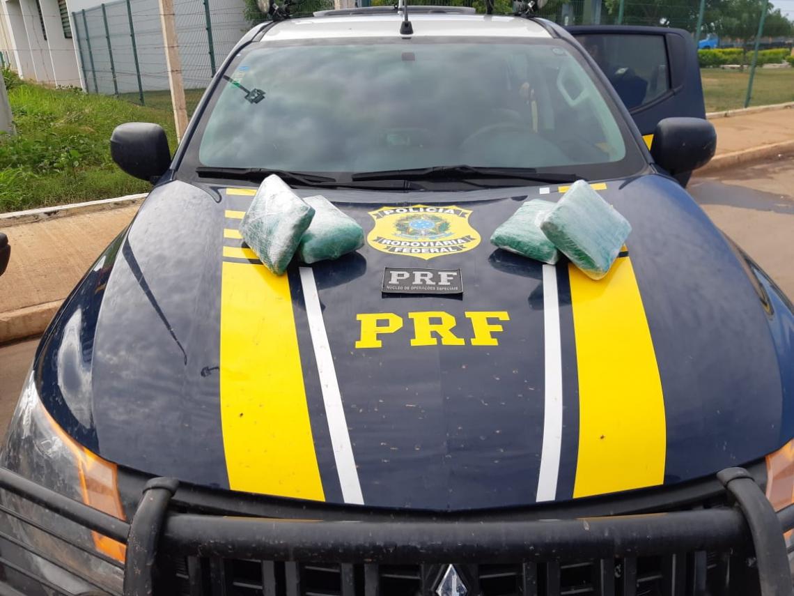 (Foto: Divulgação/Polícia Rodoviária Federal)