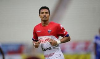 Dudu Cearense vestiu a camisa do Fortaleza entre 2015 e 2016. Foto: Fábio Lima/O POVO