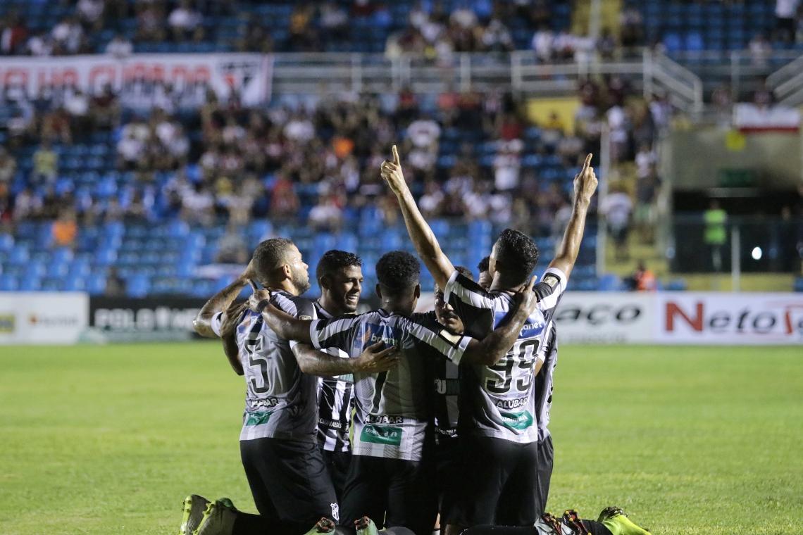 CAMISA 99, Ricardo Bueno teve participação fundamental na goleada do Ceará