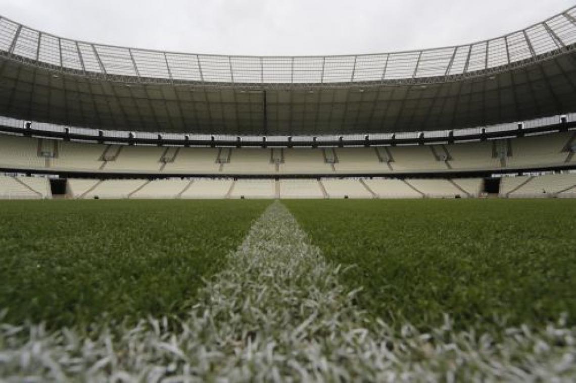 Setor destinado aos torcedores do Palmeiras é o superior norte