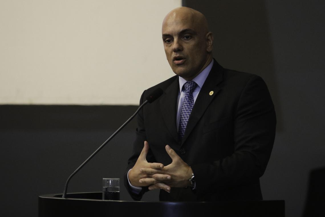 O ministro do STF, Alexandre de Moraes, detalhou os objetivos da investigação em despacho