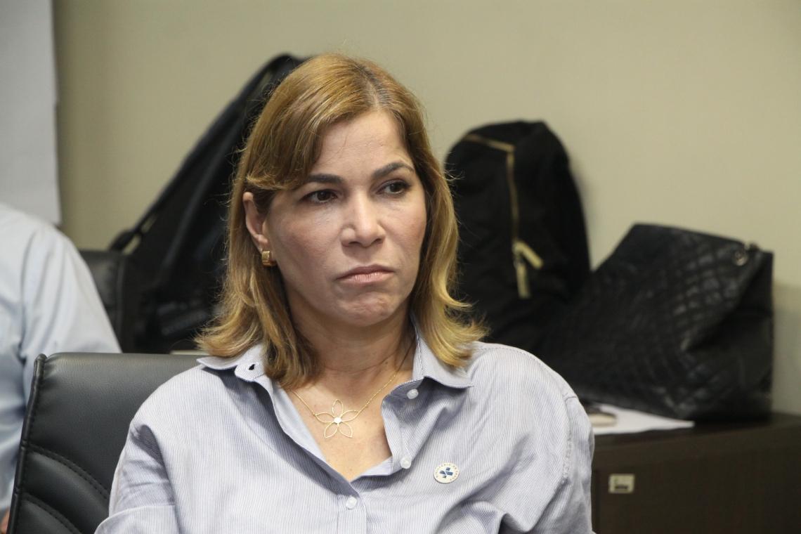 MAYRA Pinheiro foi candidata ao Senado nas últimas eleições pelo PSDB e obteve a 4ª colocação