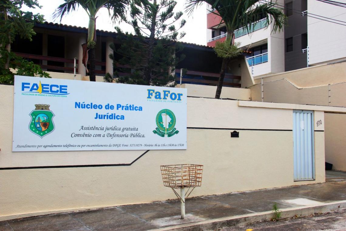 Faece e Fafor, instituição universitária localizada no bairro Luciano Cavalcante, alcançou conceito 4 no Enade