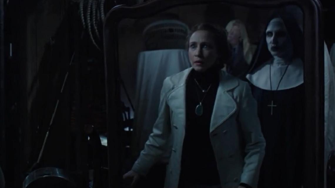O filme foi responsável por introduzir a Freira no universo criado por James Wan. Posteriormente, o demônio ganhou filme solo