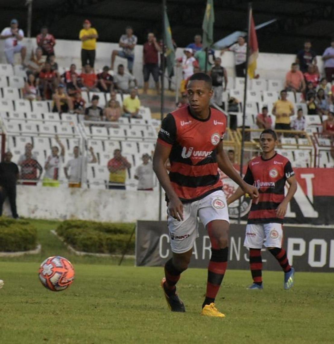 Gleidson firmou-se como titular ainda na primeira fase do Campeonato Cearense. Foto: Amaral Torquato