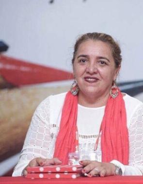 Ana Cristina Guilherme Presidente do Sindicato União dos Trabalhadores em Educação de Fortaleza