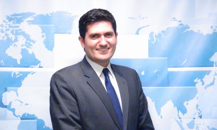 Guilherme Casarões, professor da FGV