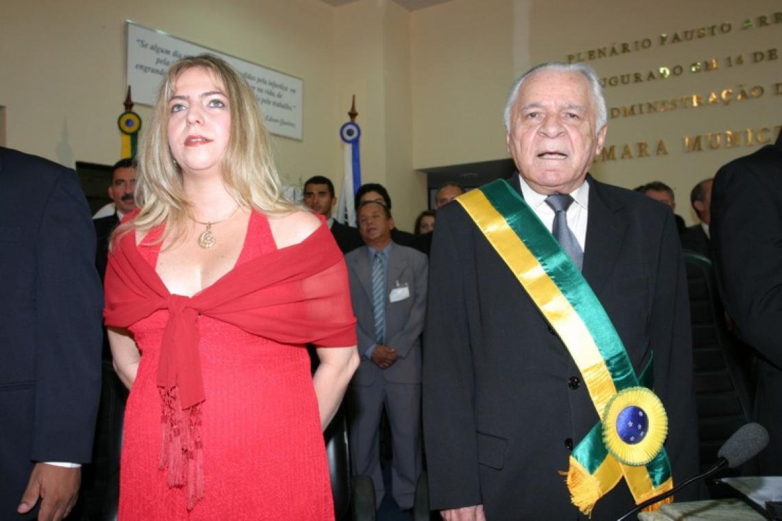 Juraci Magalhães transmitiu cargo para Luizianne em 2004: contestação aos governadores, de modos diferentes