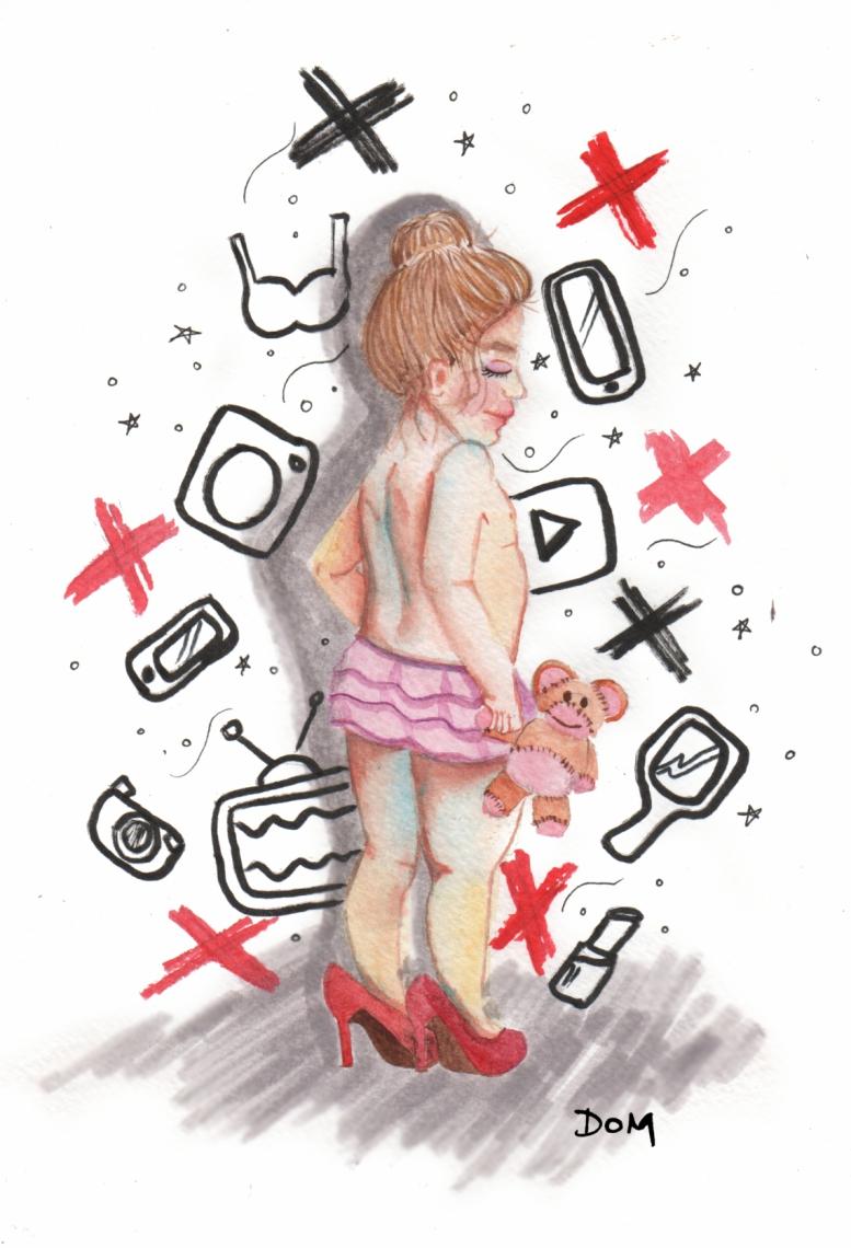 Ilustração - dom