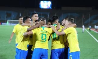 O Brasil volta a entrar em campo pelo Sul-Americano no próximo domingo, quando enfrenta o Uruguai