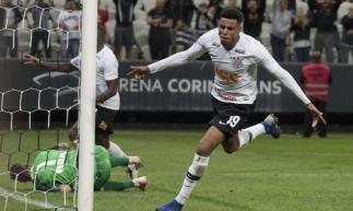 Atleta é o artilheiro do Timão na temporada com oito gols