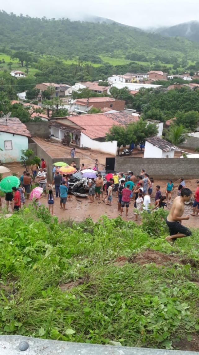 Acidente em Itapajé deixa três pessoas mortas