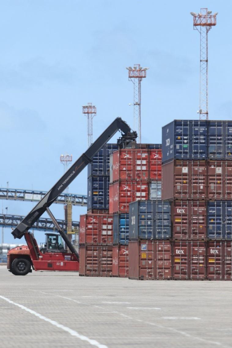 PORTO DO PECÉM teve alta de 13% na movimentação de cargas em 2018