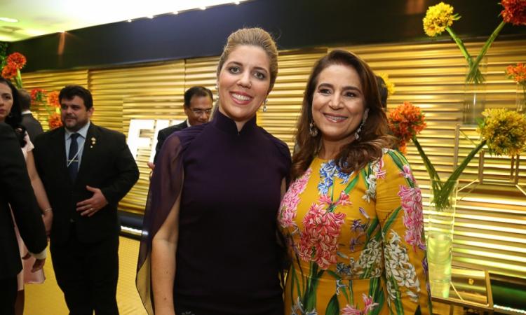 (foto 7) Ticiana Rolim e Patrícia Macêdo