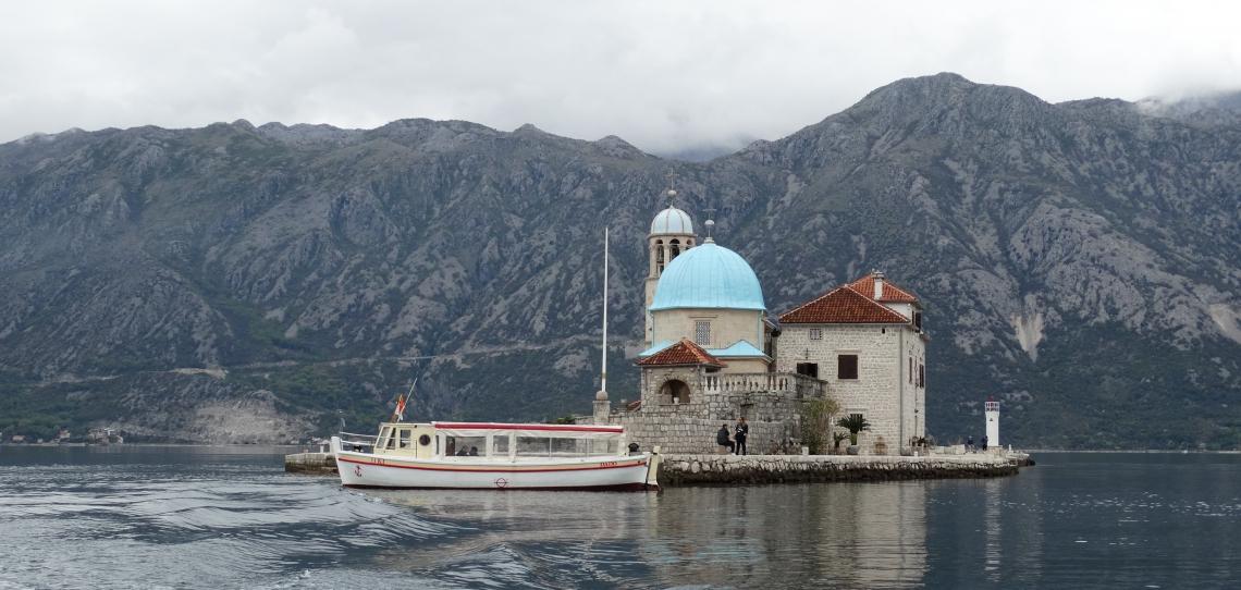 Viagem pelos balcãs