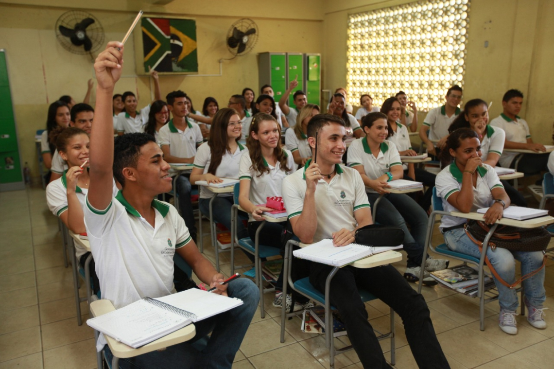 Escolas públicas tiveram índice considerável de aprovações