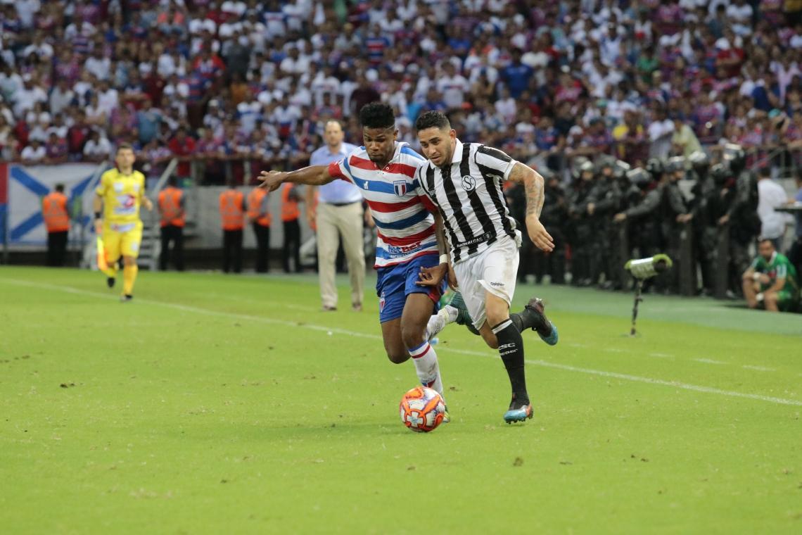 Ceará e Fortaleza brigam firme para permanecerem na Série A em 2020
