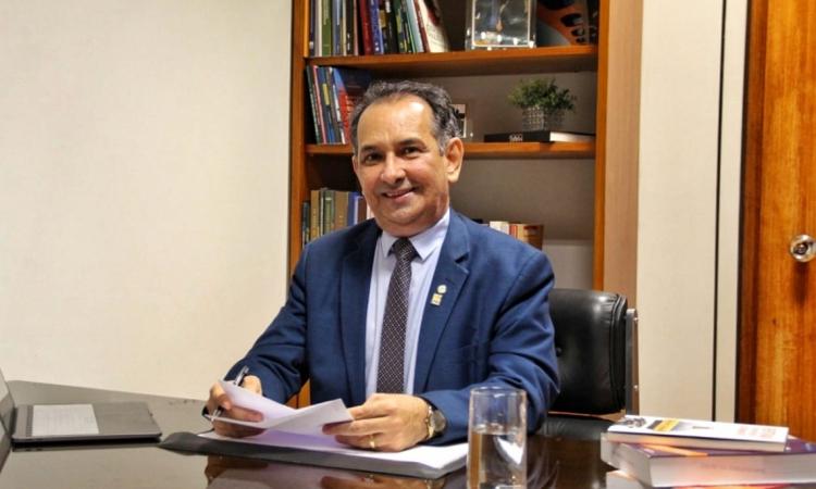 Deputado federal Jaziel Pereira (PL)
