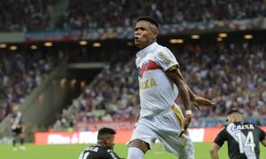 Marcinho marcou quatro gols em 23 jogos pelo Fortaleza em 2019, antes de ir para o futebol chinês