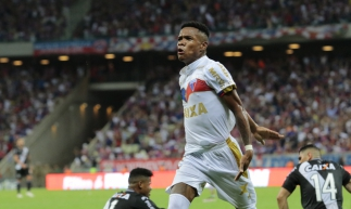 Marcinho tem oito partidas na temporada 2019 e dois gols anotados