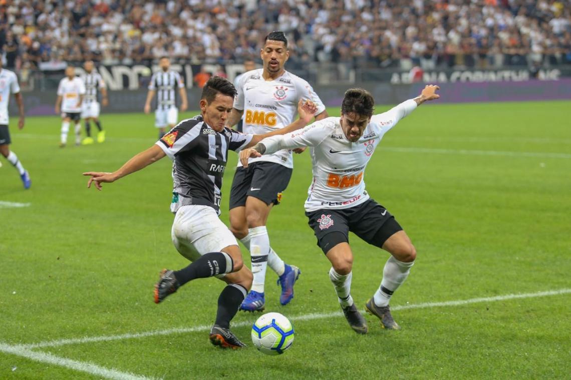 No último jogo, vitória por 1 a 0 do Ceará, mas eliminação na Copa do Brasil