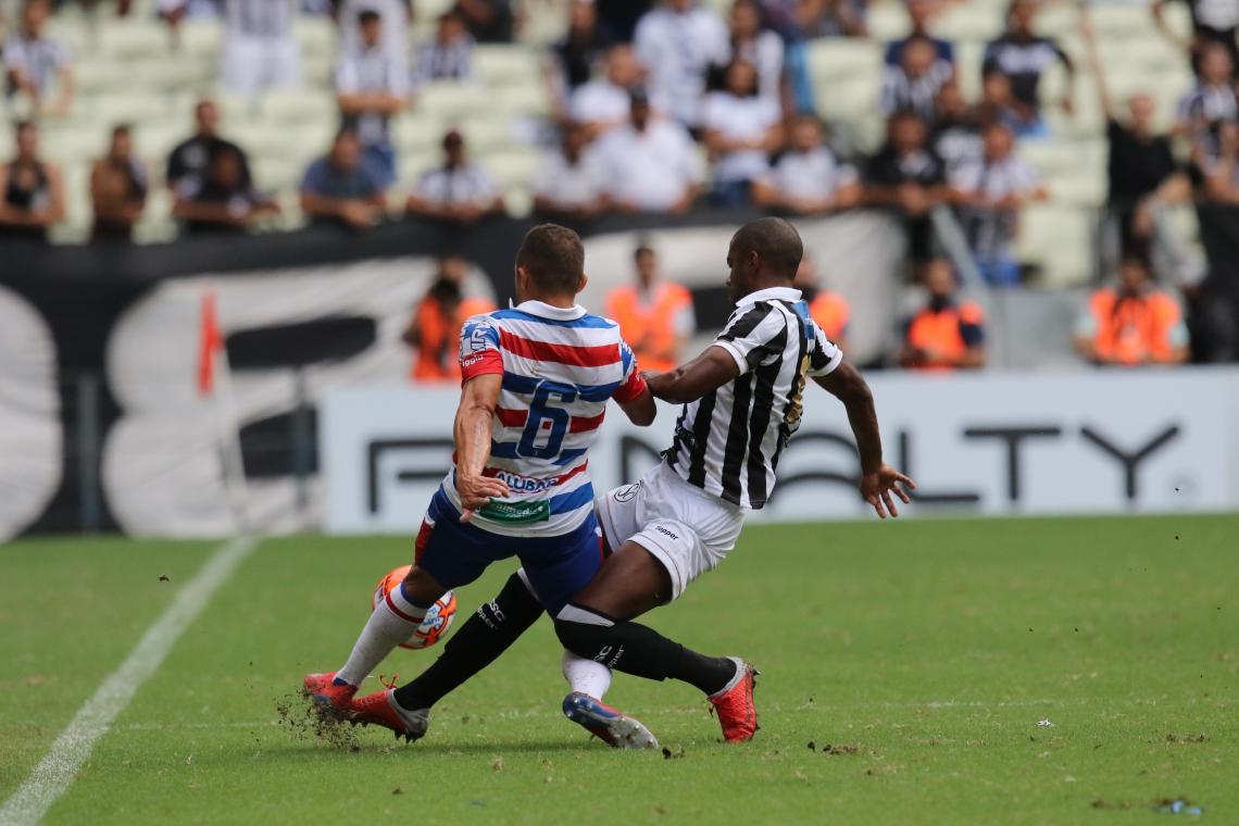 CLÁSSICO-REI pelo Cearense foi um dos quatro jogos no Castelão no ano a dar lucro para os clubes