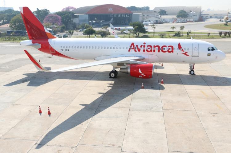 A Avianca Brasil está em processo de recuperação judicial