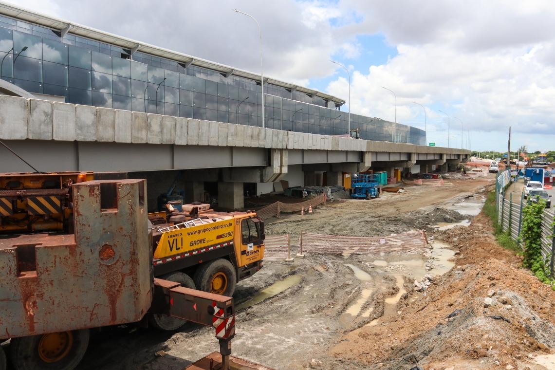 EXPANSÃO do terminal de passageiros no Aeroporto de Fortaleza