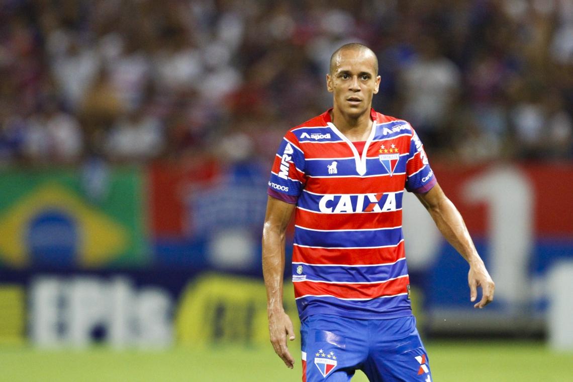 Derley vem atuando pouco no Campeonato Brasileiro