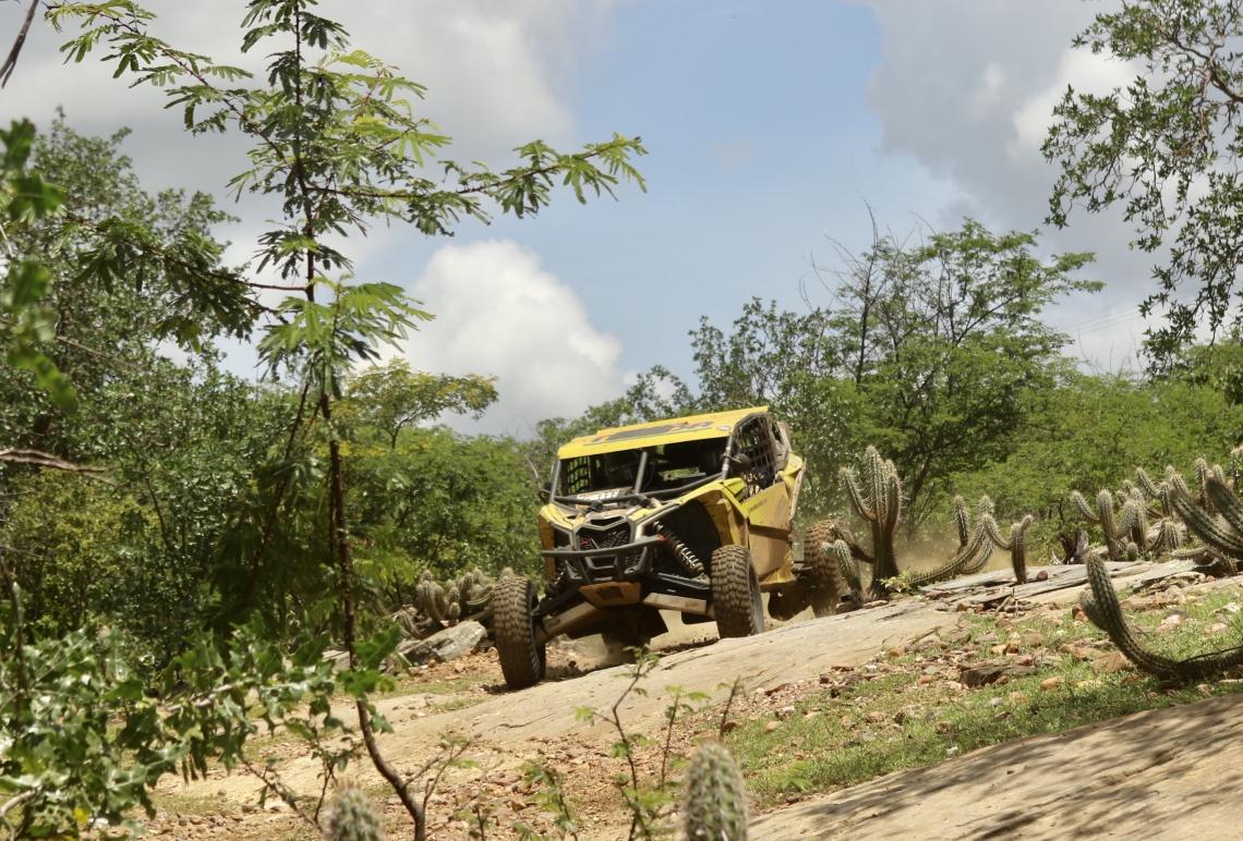 Rally cross country é considerado um dos principais do País