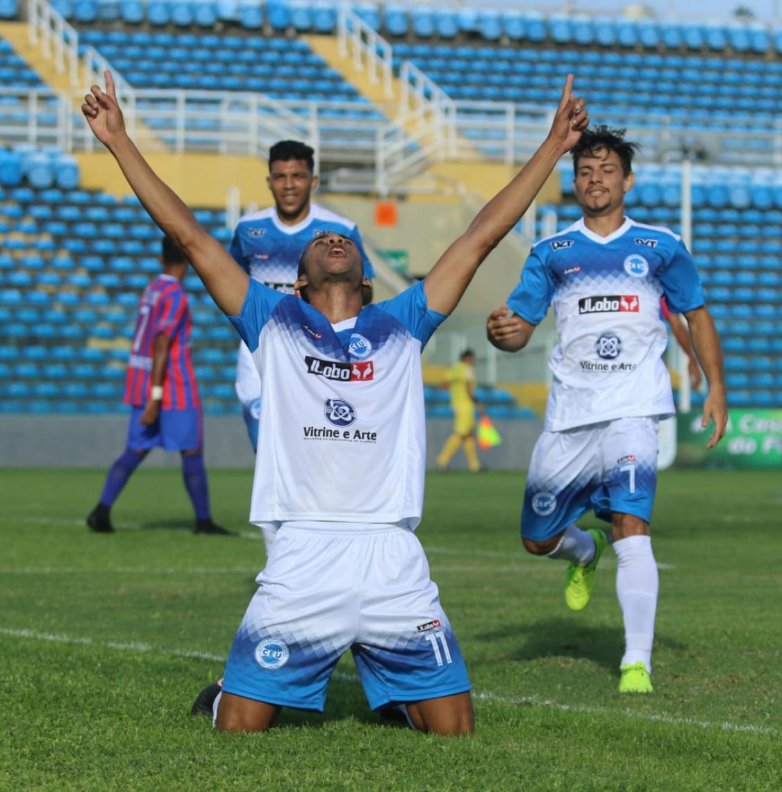 União venceu Horizonte por 4 a 0