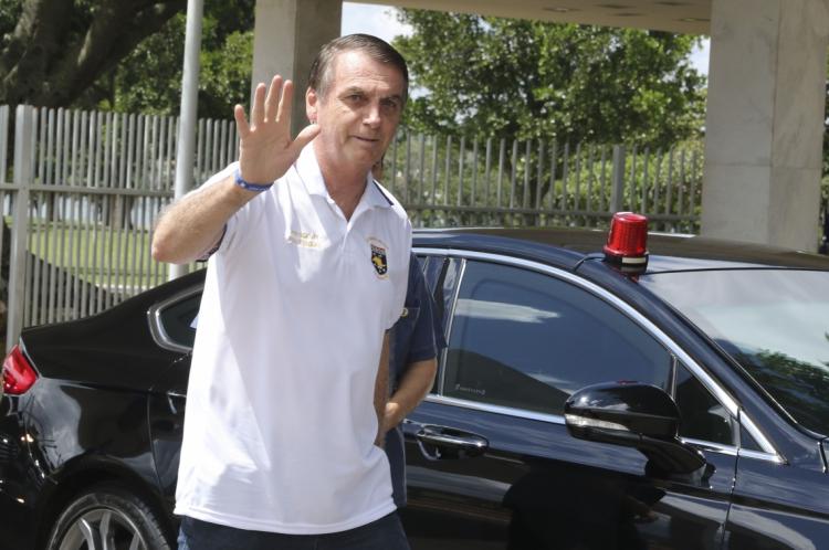 Presidente Jair Bolsonaro espera apresentar números positivos dos 100 dias