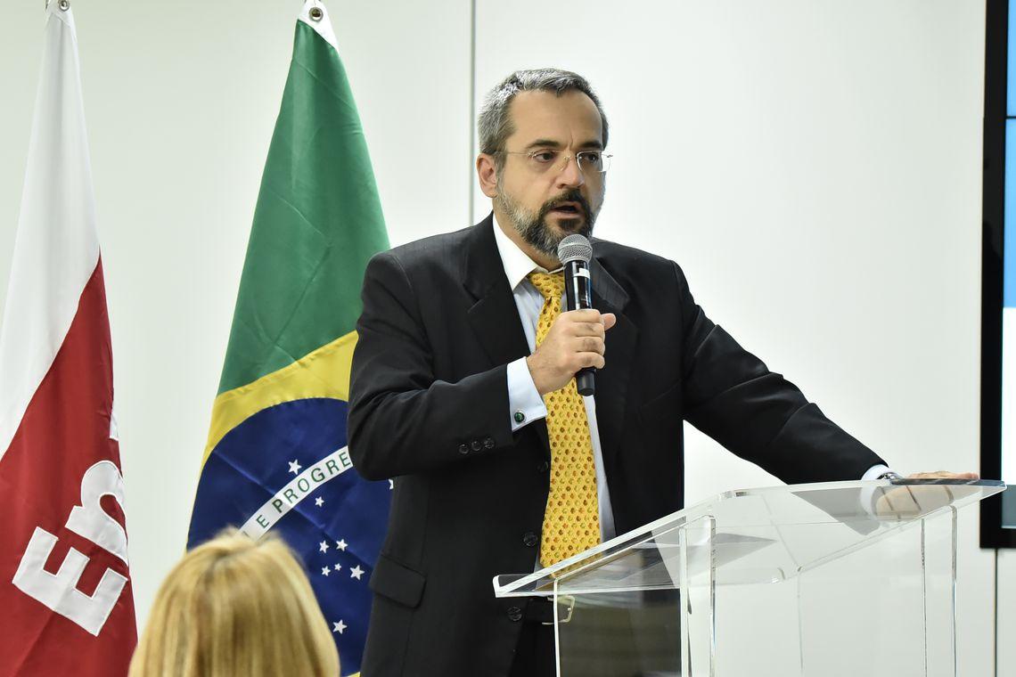 Abraham Weintraub, novo ministro da Educação de Bolsonaro