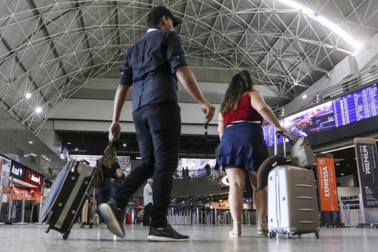 Aeroporto de Fortaleza foi mal avaliado pelos passageiros