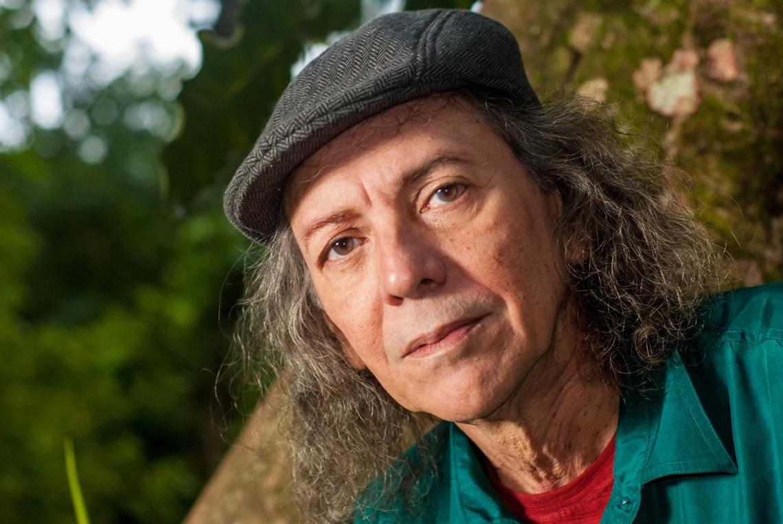 EDNARDO é um dos artistas cearenses que participam do documentário ainda inédito