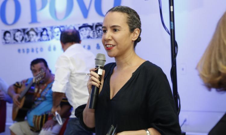 Ana Naddaf, diretora de Redação do O POVO