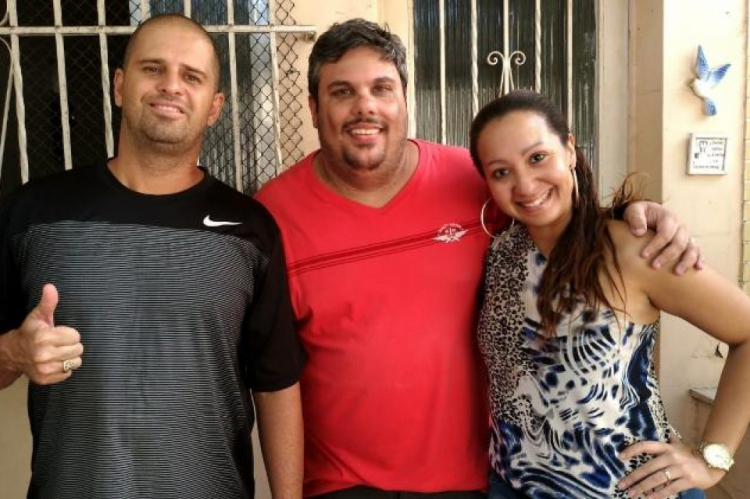 Leandro Menezes, Bruna Castanha e Thaís Ribeiro estão por trás do áudio do