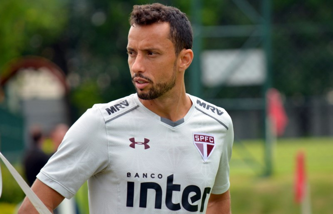 Jogador não tem futuro certo no São Paulo