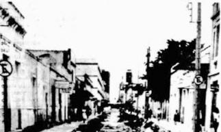 Rua centro (Foto: O POVO.doc)
