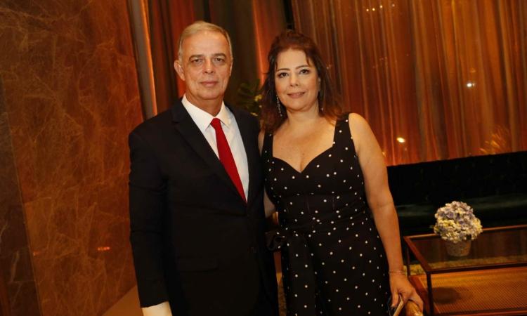 Roberto e Cláudia Gradvhol
