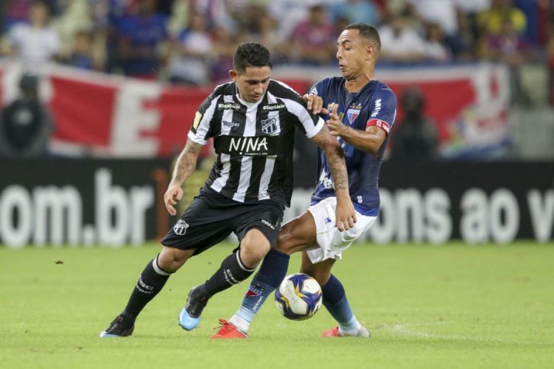 Ceará e Fortaleza duelam na final do estadual