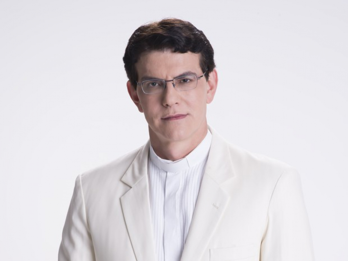 Padre Reginaldo Manzotti irá se apresentar na sexta-feira, 17