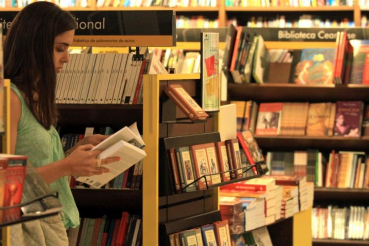A promoção da livraria será válida até domingo, 14 de julho (Foto: Edimar Soares, em 16/08/2011)